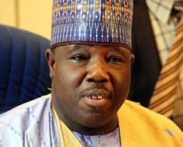 Ali Modu Sheriff, PDP factional chairman